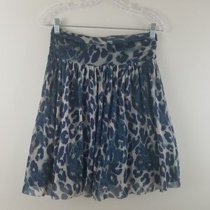 Anthropologie Weston Wear Skirt Sz Small